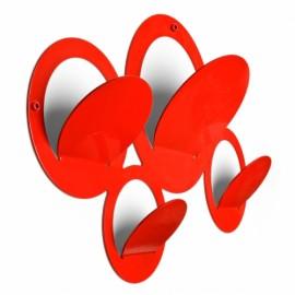 Appendiabiti Bolle Rosso