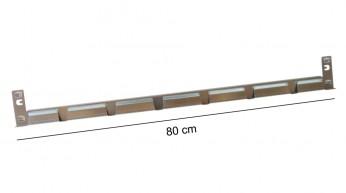 Traversina intermedia L80 cm Zincata