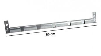 Traversina intermedia L=60 cm Zincata