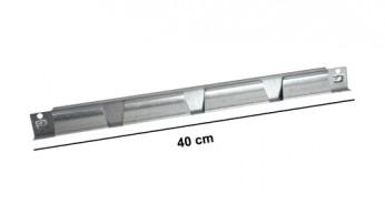 Traversina superiore L=40 cm Zincata